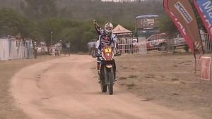 Dakar 2013 - The Finish Line