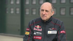 Toro Rosso 2013 - STR8 Launch - Franz Tost Interview