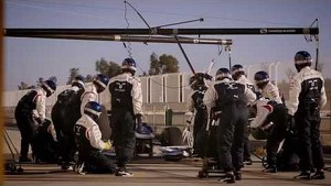 Pit Stop Feature by Williams F1 Team - Part 3 - Rear Jack