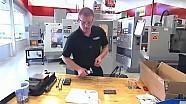 NASCAR Automotive Technology Series: CNC Machine