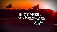 2013 INDYCAR 36: Simona de Silvestro