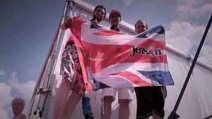 Jenson Button on Silverstone