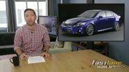 $29M Car Auctioned, Bentley Continental GT3, 2015 Lexus IS-F, Honda Ridgeline Axed, & CoW!