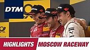 DTM - Moskow Raceway - Race Highlights