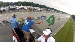 Green Flag At Road America - ALMS - Tequila Patron - ESPN - Sports Cars - Racing - USCR