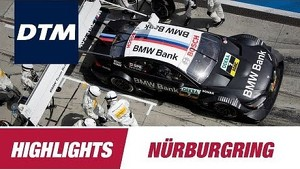 DTM - Nürburgring - Race Highlights
