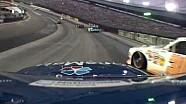NASCAR Nelson Piquet Jr hits the wall | Bristol (2013)