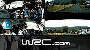 Onboard: Latvala vs Neuville SS05 @ ADAC Rallye Deutschland 2013