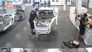 CORE autosport Porsche Rebuild