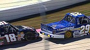 Joey Coulter gives Ryan Blaney a nudge | Martinsville
