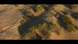 2014 Dakar Stage 5 - Team HRC