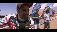 2014 Dakar Stage 12 - Team HRC