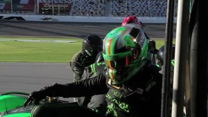 Driver Changes in an Endurance Race