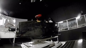 The Porsche LMP1 - Driving Simulator.