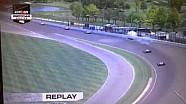 Kurt Busch's Indy 500 Practice Crash