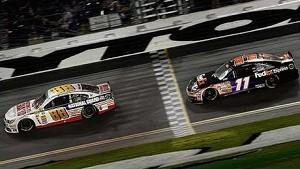 2/23/14 - Daytona - Dale Earnhardt Jr. wins second Daytona 500