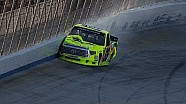 Hard hit ends Crafton's day at Dover