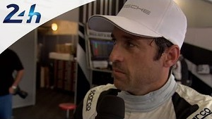 Le Mans 2014: Interview with Patrick Dempsey during qualifying