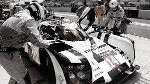 Le Mans 2014 - Qualifying for Porsche