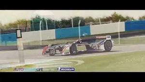 Officiel tests days Donington - 2014 FIA Formula E - Michelin