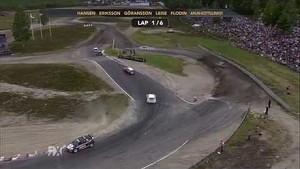 Holjes RX RXLites final - FIA World Rallycross Championship
