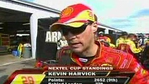 Harvick~Montoya Watkins Glen 2007