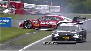 DTM Nürburgring 2014 - Highlights Race