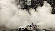 Keselowski rolls, takes top Chase seed