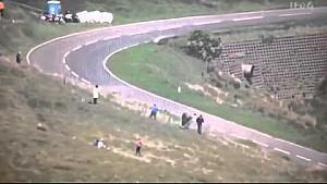 William Dunlop TT CRASH Isle of Man 2014