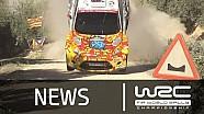 Stages 5-7: RallyRACC Rally de Espana 2014