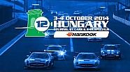 Hankook 12H Hungary 2014 | Highlights