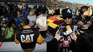 Newman in, Gordon falls out of championship
