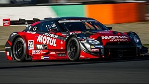 NISMO GTR- SUPER GT CHAMPIONS - RACE HIGHLIGHTS