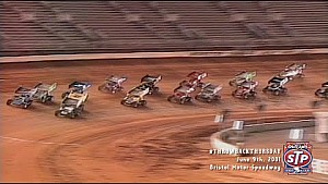 #ThrowbackThursday: World of Outlaws Sprint Cars Bristol Motor Speedway June 9th, 2001
