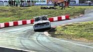 Stig Blomqvist + Audi S1 Quattro = Scandinavian Flick (Race Of Champions 2014 Barbados)