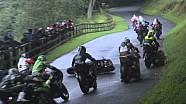 Scarborough Road Races 2013 - Bruce Anstey high side crash
