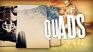 Stage 8/7 - Truck/Quad - Stage Summary - (Uyuni > Iquique)