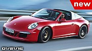 All-Turbo Porsche 911 lineup, Next-Gen Audi R8, New Entry Jeep - Fast Lane Daily