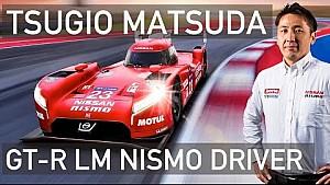 Nissan NISMO LM P1 Driver: Tsugio Matsuda