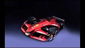 Ferrari Design Formula 1 Concept official