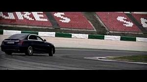 Chris Harris on Cars - Mercedes C63 AMG bi-turbo road & track test.