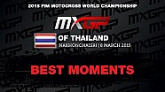 Best Moments MXGP of Thailand 2015