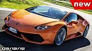 Lamborghini Huracan Editions, Rolls Royce SUV, Porsche Loves Manuals - Fast Lane Daily