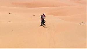 Abu Dhabi Desert Challenge - Day 1 - BIKES