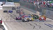 IndyCar 2015 - Résumé du Grand Prix de St Petersburg