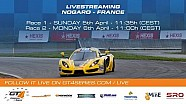 GT4 European Series - Carrera 1 - Nogaro 2015