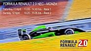 Renault 2.0 NEC - Monza - Carrera 1