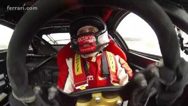 A lap at Monza with Bjorn Grossmann