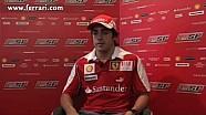Anteprima GP della Germania - Fernando Alonso