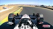 IZOD IndyCar Series Sonoma Qualifying Highlights